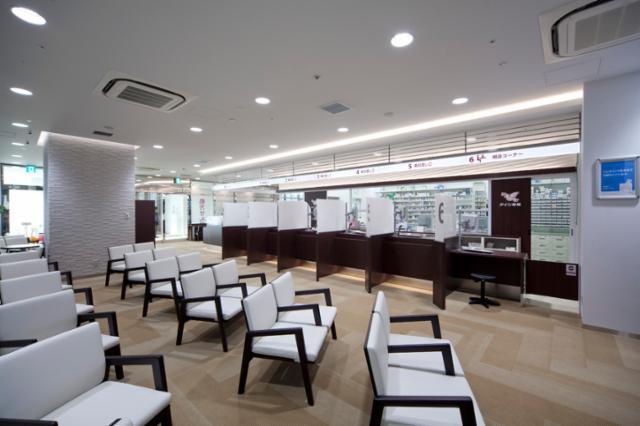 【仮称】アイン薬局 愛媛大学病院店の画像・写真